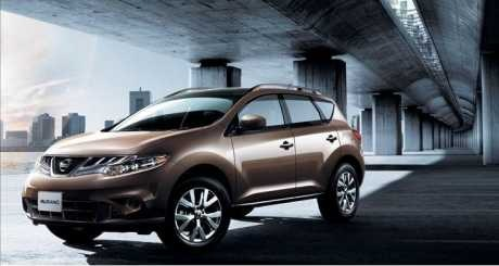 Nissan Murano 2012 car review with photos in Dubai