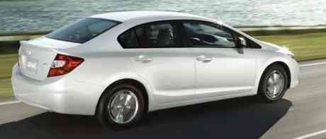 Honda Civic 2012 Review