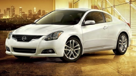 Nissan Altima Coupe Ext 1