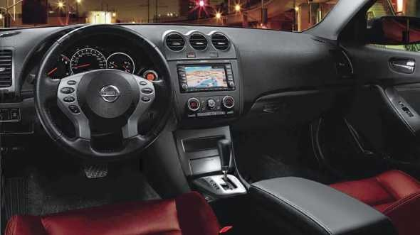 Nissan Altima Coupe Int 1