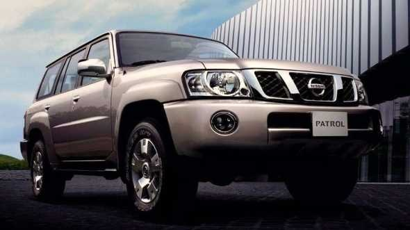 Nissan Patrol Super Safari Ext 1