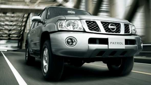 Nissan Patrol Super Safari Ext 2