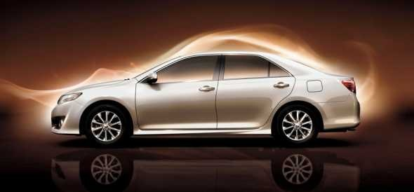Toyota Camry Ext 2