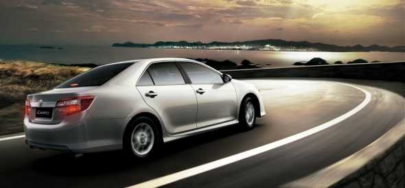 Toyota Camry Ext 3