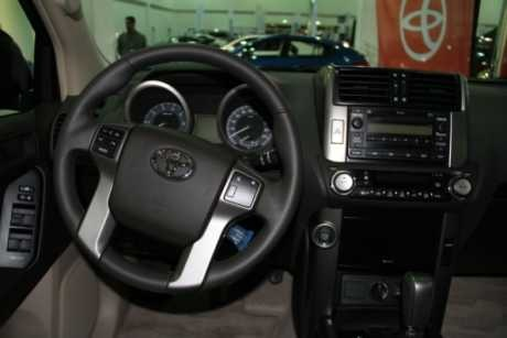 Toyota Prado 2012 price in Dubai UAE Al Khobar car photo