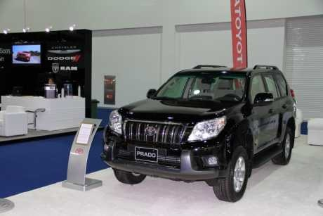 Toyota Prado 2012 price in Dubai UAE Saudi Arabia