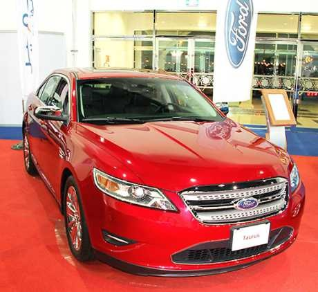 Ford Taurus 2012 review