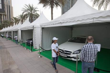 Electric cars on the streets of Dubai in the next 18 months